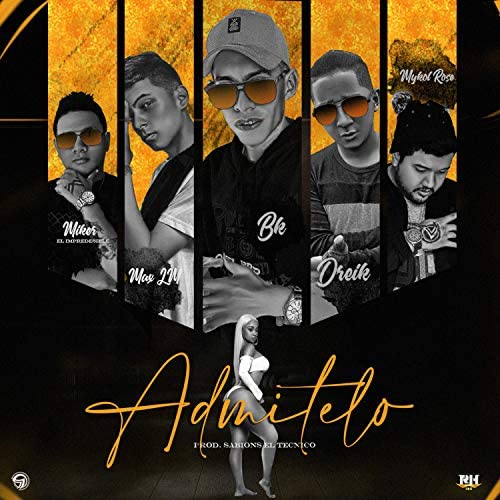 Bk El Elemento, Dreik, Max LM, Miker & Mykol Rose