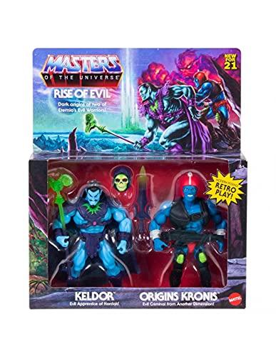 Master of The Universe Keldor and Kronis