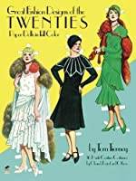 Great Fashion Designs of the Twenties Paper Dolls (Dover Paper Dolls)