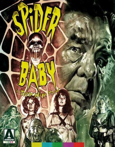 SPIDER BABY - SPIDER BABY (2 Blu-ray)