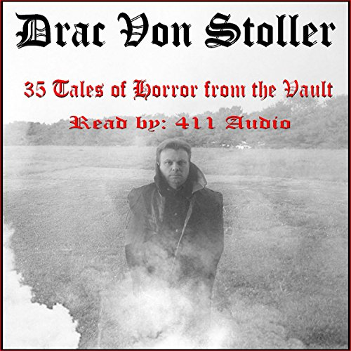 35 Tales of Horror from the Vault audiobook cover art