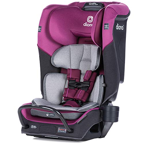 Amazing Deal Diono 2020 Radian 3QX, 4-in-1 Convertible, Safe+ Engineering, 3 Stage Infant Protection...