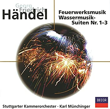 Händel: Music For The Royal Fireworks - Water Music