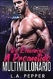 De Enemigo A Prometido Multimillonario: Un Falso Romance De Oficina Que Convertira A Los Enemigos En Amantes