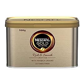 NESCAFÉ GOLD Blend Instant Coffee Tin, 500g