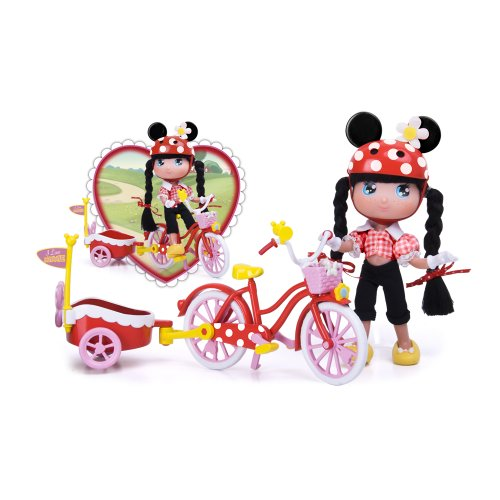 Famosa Bici I Love Minnie