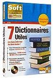 7 dictionnaires utiles -