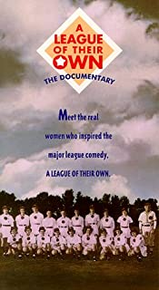 A League of Their Own - The Documentary VHS