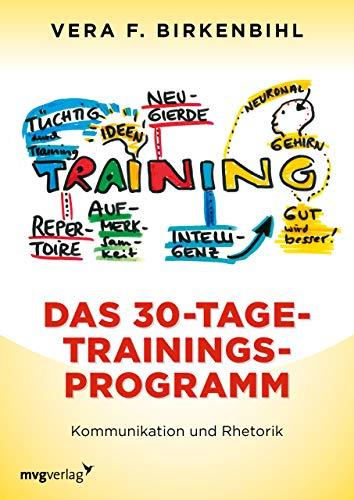 Das 30-Tage-Trainings-Programm: Kommunikation und Rhetorik