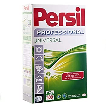 Persil  Concentrated Persil Professional Universal Laundry Powder Detergent 100 Loads