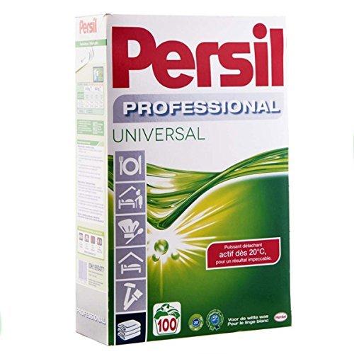 Persil , Persil Professional Universal Waschpulver Konzentrat 100 Waschladungen