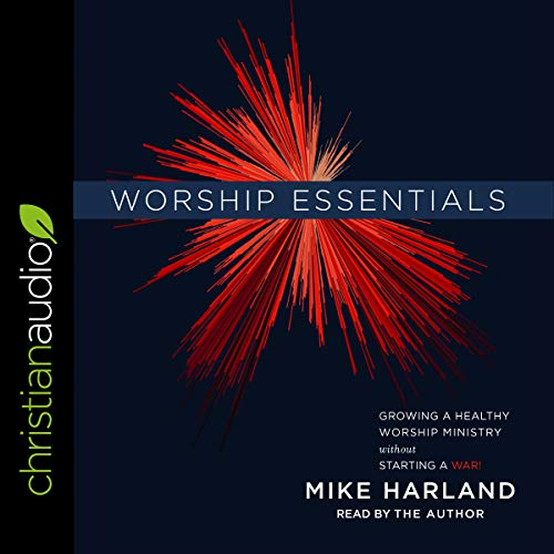Worship Essentials audiobook cover art