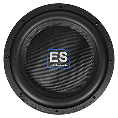 """American Bass 12"""" Shallow 1500 Watts 2.5"""" Voice Coil 13.500000in. x 13.500000in. x 6.000000in."""