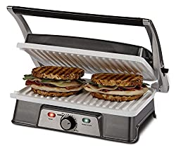 Oster 2 in 1 panini maker and grill