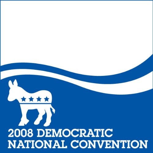 2008 DNC audiobook cover art