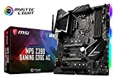 MSI MPG Z390 Gaming Edge AC LGA1151 (Intel 8th and 9th Gen) M.2 USB 3.1 Gen 2 DDR4 HDMI DP Wi-Fi SLI CFX ATX Z390 Gaming Motherboard