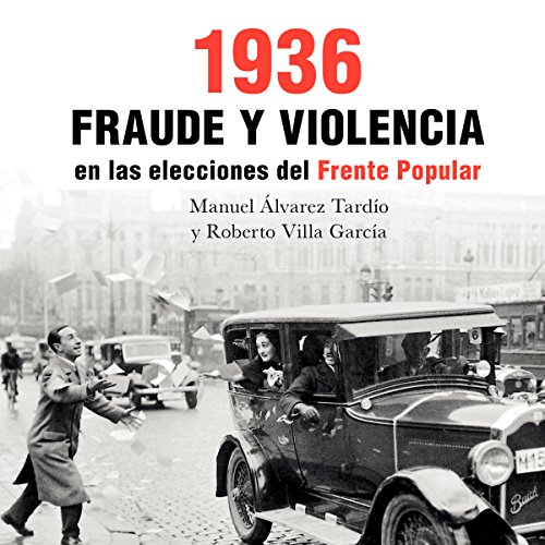 1936 (Spanish Edition) audiobook cover art