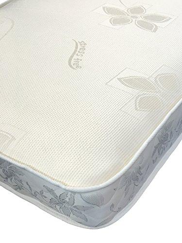 Starlight Beds shorty single memory foam mattress (2ft6 x 5ft9 Shorty) Code FB051