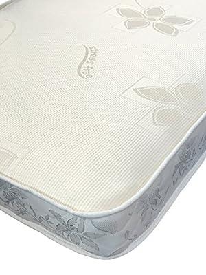 eXtreme Comfort Ltd FBR1106 2ft6 190 x 75 x 17 (CM) Budget Memory Foam Spring Mattress