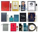 Best Cologne Samples - 12 Cologne Designer Samples Vial Set for Men Review