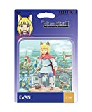 Totaku Kuni II Evan Highly Detailed 10cm Figure Playstation No 9