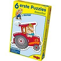 HABA-3900-Puzzle-Infantil-diseno-de-Granja
