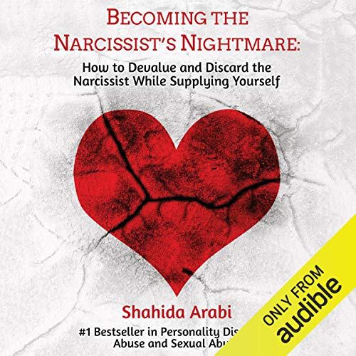 Becoming the Narcissist's Nightmare Audiobook By Shahida Arabi cover art