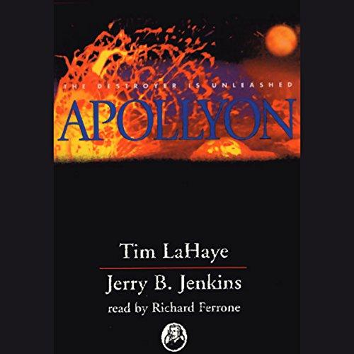 Apollyon audiobook cover art