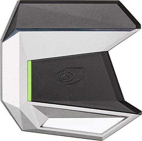 NVIDIA 900-12230-2500-000 Geforce GTX SLI HB Bridge 2-Slot schwarz/Silber/grün