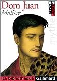Dom Juan - Gallimard - 23/01/2002