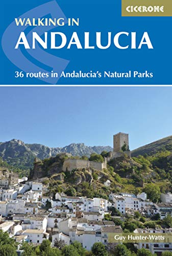 Walking in Andalucia. Cicerone. (Cicerone Walking Guide) [Idioma Inglés]: 36 routes in Andalucia