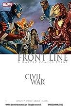 Civil War: Front Line Vol. 1 (Front Line Book)