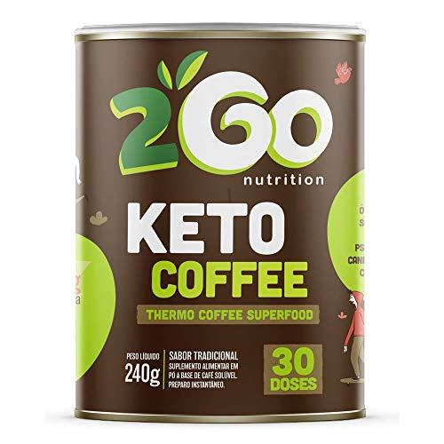 Keto Coffee (240g), 2Go