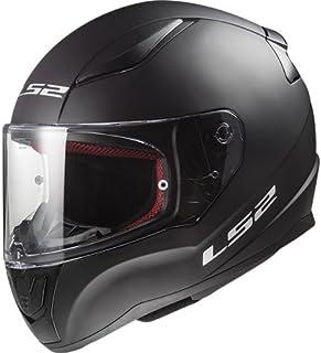 LS2 Casco moto FF800 STORM SOLID WHITE Bianco XS
