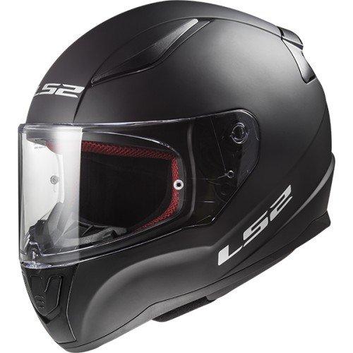 LS2 FF353 Rapid Helm Schwarz Matt XXXL (65/66)