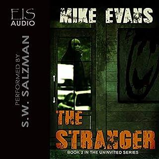 The Stranger audiobook cover art
