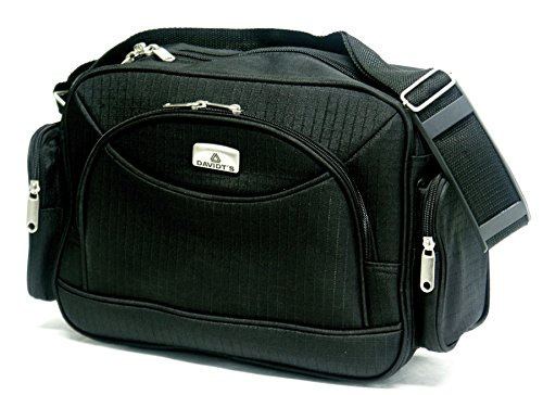 Flight Bag Noir DAVIDT'S D269203 Black