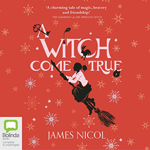 A Witch Come True  By  cover art