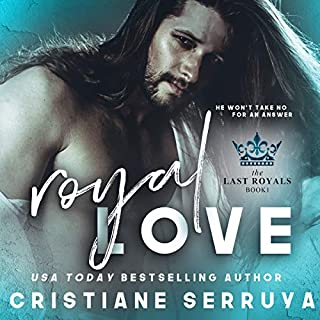 Royal Love audiobook cover art