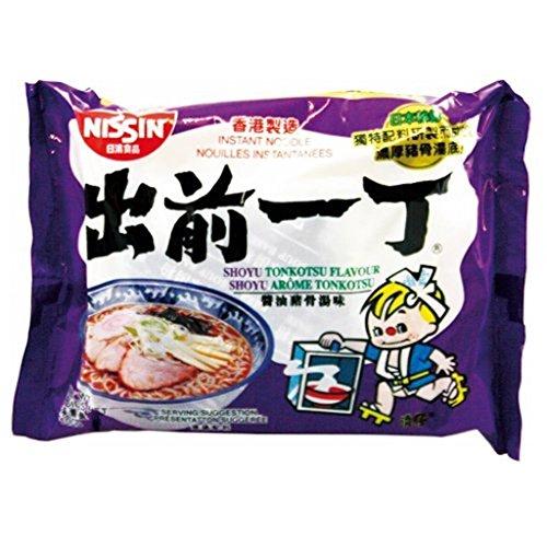 Nissin Demae Tokyo Shoyu Pork Instant Ramen Noodles 30 Packs