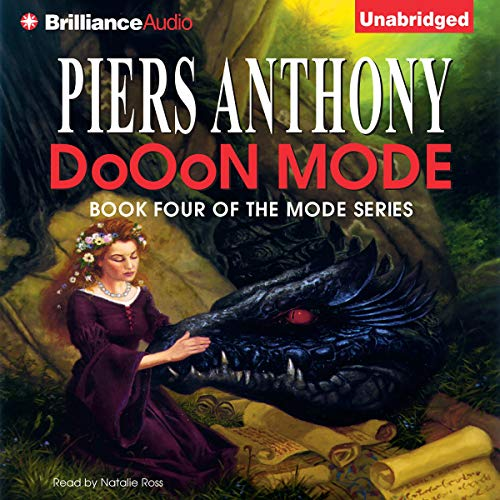 DoOon Mode     Mode Series, Book 4              By:                                                                                                                                 Piers Anthony                               Narrated by:                                                                                                                                 Natalie Ross                      Length: 13 hrs and 26 mins     82 ratings     Overall 4.0