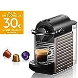 Zoom IMG-1 krups nespresso xn304tk pixie macchina