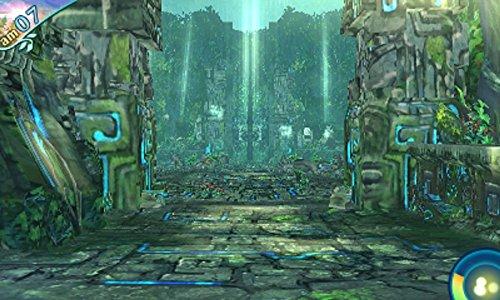 世界樹の迷宮X(クロス)-3DS