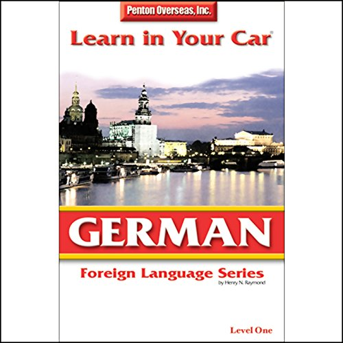 Learn in Your Car: German, Level 1 cover art