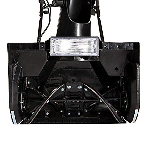 Snow Joe SJ623E Electric Snow Thrower, 18-Inch, 15 Amp, Headlight