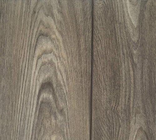 PVC Vinyl-Bodenbelag in Dielen Optik XL Oak | CV-Belag in Eiche-Optik | PVC-Belag verfügbar in der Breite 300 cm & in der Länge 500 cm | CV-Boden wird in benötigter Größe als Meterware geliefert