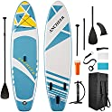 ANCHEER Inflatable Stand Up Paddle Board w/Premium Sup Accessories