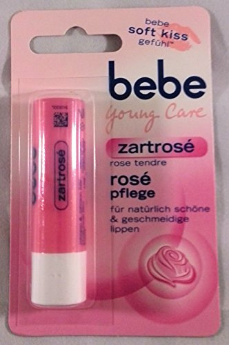 BeBe Young Care Lippenstift Zartrosé