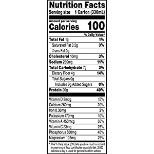 Muscle Milk 100 Calorie Protein Shake, Chocolate, 20g Protein, 11 Fl Oz, 12 Pack