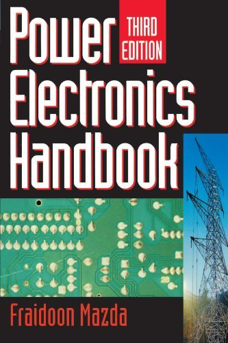 Power Electronics Handbook (Engineering) (English Edition)